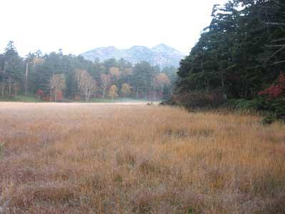 奥只見湖・尾瀬の紅葉